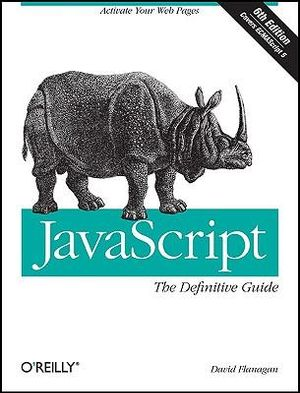 JavaScript : The Definitive Guide - David Flanagan