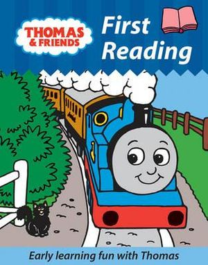 Thomas & Friends First Reading : Early Learning Fun With Thomas - Betty Root