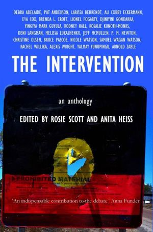 The Intervention: an anthology - Rosie Scott