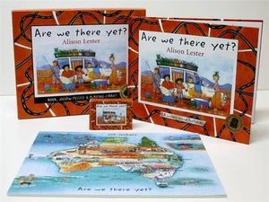 Are We There Yet? : A Journey Around Australia - Alison Lester