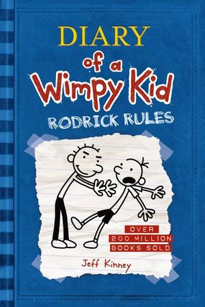 Rodrick Rules : Diary of a Wimpy Kid Series : Book 2 - Jeff Kinney