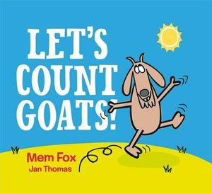 Let's Count Goats! - Mem Fox
