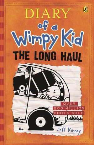 The Long Haul - Order Now For Your Chance to Win!* : Diary of a Wimpy Kid : Book 9 - Jeff Kinney