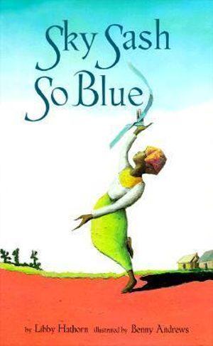 Sky Sash So Blue Lib|||Hathorn and Benny Andrews