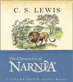 The Chronicles of Narnia CD Box Set : The Chronicles of Narnia CD Box Set - C. S. Lewis