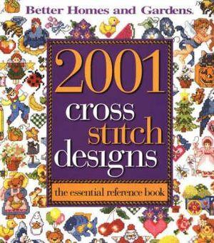Booktopia 2001 Cross Stitch Designs The Essential