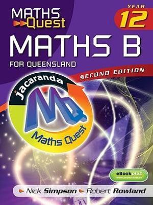 maths quest 12 solutions manual