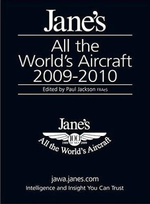 Jane's All the World's Aircraft, 2009-2010 2009/2010 - Paul A. Jackson