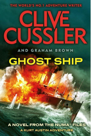 Ghost Ship : NUMA Files : Book 12 - Clive Cussler