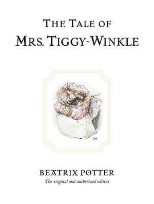 The Tale of Mrs Tiggy-winkle  - Beatrix Potter