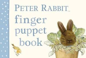 Peter Rabbit Finger Puppet Book (Potter) Beatrix Potter
