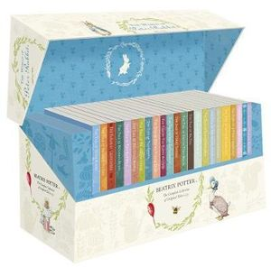 The World of Peter Rabbit : The Complete Collection of Original Tales 1-23 - Beatrix Potter