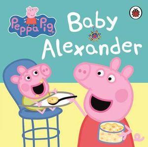 Peppa Pig : Baby Alexander - Ladybird