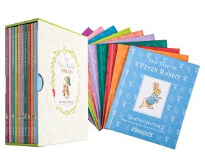 The Peter Rabbit Library  - Beatrix Potter
