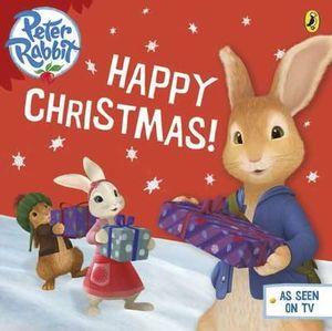 Peter Rabbit  : Happy Christmas! - Beatrix Potter
