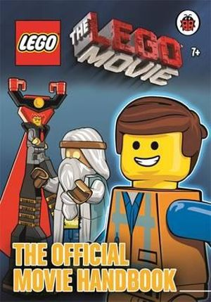 The LEGO Movie : The Official Movie Handbook - Ladybird