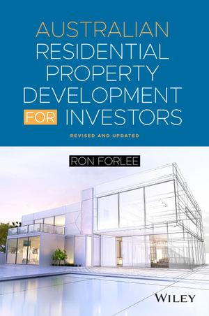 Australian Residential Property Development for Investors - Ron Forlee