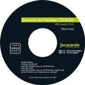 Essential Art Teacher CD-ROM - Glenis Israel