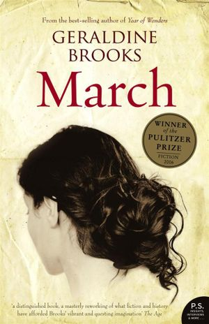 March :  A Novel - Geraldine Brooks