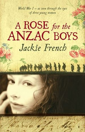 A Rose for the Anzac Boys - Jackie French