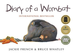 Diary Of A Wombat - Jackie French