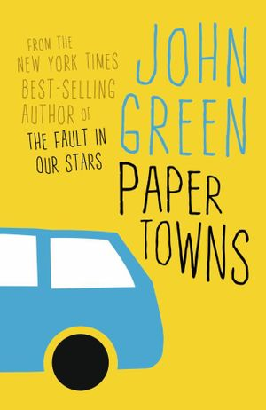 review of paper towns book