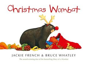Christmas Wombat - Jackie French