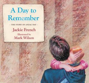 A Day to Remember - Jackie French