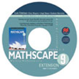 Mathscape 9 Extension - Luis Esteban