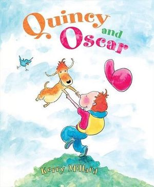 Quincy and Oscar - Kerry Millard