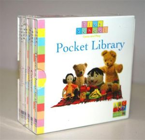 Play School Pocket Library : Play School Series - Play School