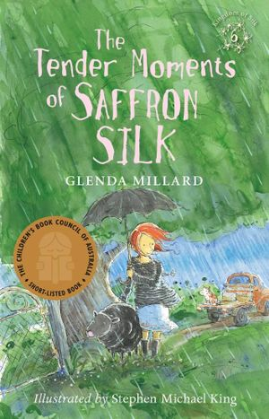 The Tender Moments of Saffron Silk : Kingdom of Silk Series : Book 6 - Glenda Millard