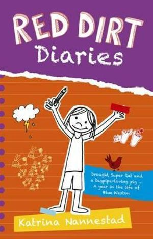 Red Dirt Diaries : Red Dirt Diaries : Book 1 - Katrina Nannestad