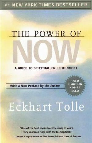 Booktopia The Power Of Now A Guide To Spiritual
