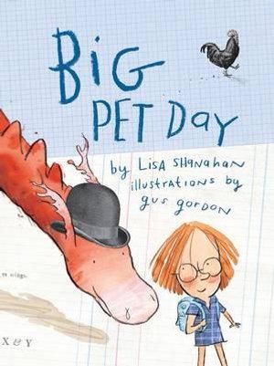 Big Pet Day - Lisa Shanahan