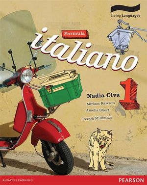 Formula Italiano 1 : Student Book and CD - Nadia Civa