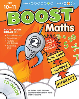 Boost Maths : Ages 10-11 Book 2 of 3 Level 6 - Ed Alive