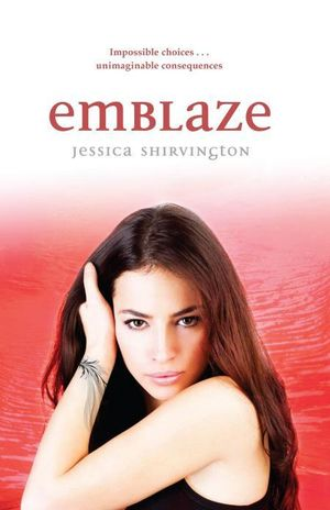 emblaze jessica shirvington epub  nook