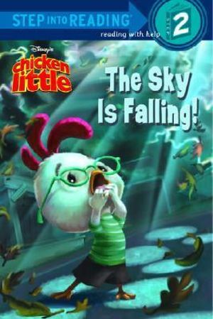 Chicken Little The Sky Is Falling