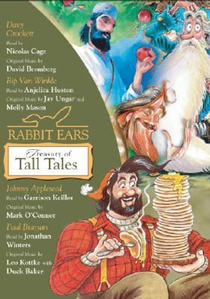 Treasury of Tall Tales : Rabbit Ears - Listening Library