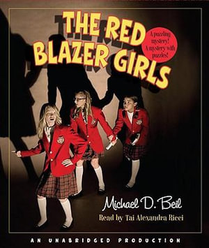 The Ring of Rocamadour : Red Blazer Girls (Audio) - Michael D Beil