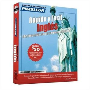 English for Spanish Speakers : Learn to Speak and Understand English as a Second Language with Pimsleur Language Programs :  Learn to Speak and Understand English as a Second Language with Pimsleur Language Programs - Pimsleur