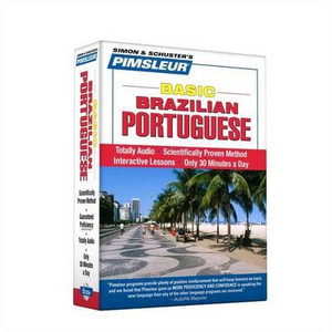 Pimsleur Basic Portuguese Brazilian - Not Available