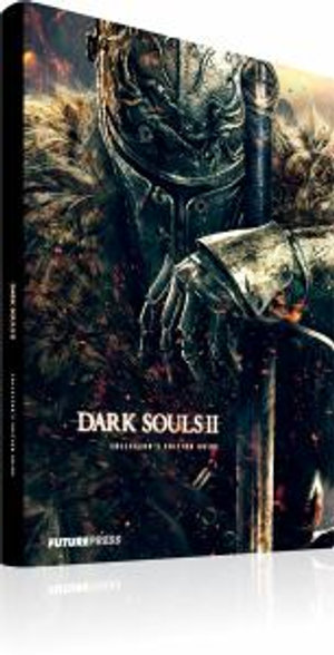 Dark Souls II Collector's Edition Strategy Guide - Bruce Byrne