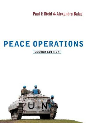 Peace Operations - Paul F. Diehl