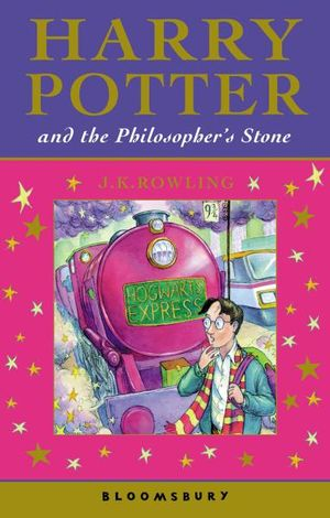 Harry Potter And The Philosopher's Stone : Harry Potter Series : Book 1 - J.K. Rowling