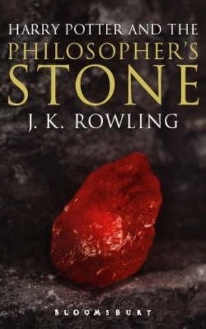 Harry Potter and the Philosopher's Stone (Adult Edition) : Harry Potter Series : Book 1 - J. K. Rowling