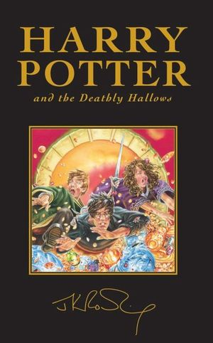 Harry potter and the deathly hallows book review guardian