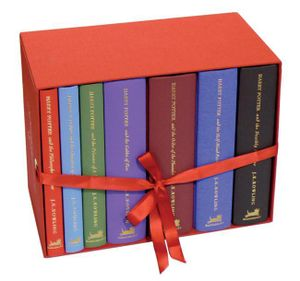 The Harry Potter Special Edition Boxed Set : All 7 Hardcover Books in Clothbound Slipcased Box - J. K. Rowling