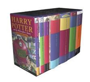 Harry Potter Hardback Boxed Set x 7 - J. K. Rowling
